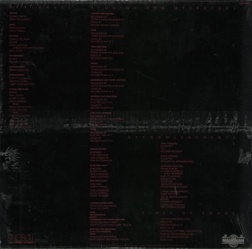 David Bowie Young Americans - Sealed vinyl LP album (LP record) US BOWLPYO505432