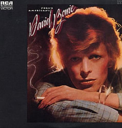 David Bowie Young Americans vinyl LP album (LP record) Mexican BOWLPYO262151