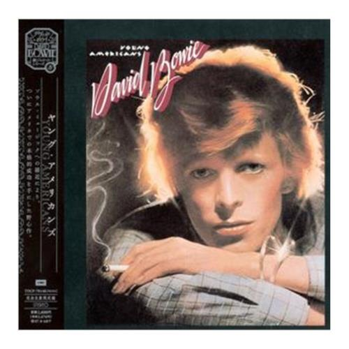 David Bowie Young Americans CD album (CDLP) Japanese BOWCDYO387838