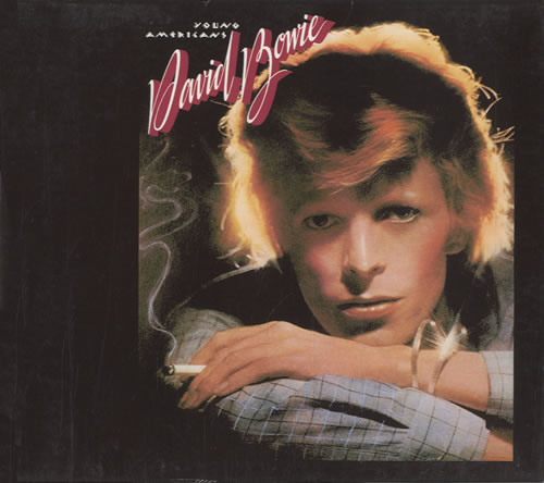 David Bowie Young Americans 2-disc CD/DVD set US BOW2DYO458350