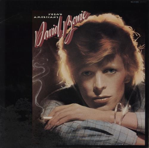 David Bowie Young Americans Uk Vinyl Lp Album Lp Record