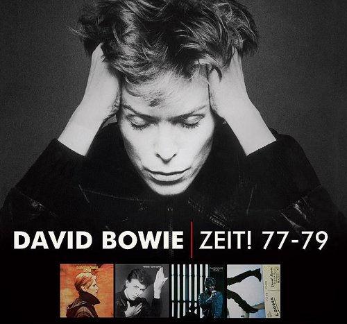 David Bowie Zeit! 77 - 79 - Sealed 5-CD album set UK BOW5CZE582832