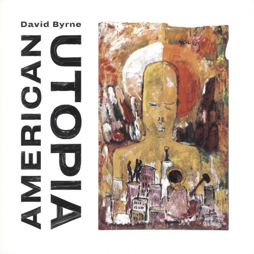 David Byrne American Utopia vinyl LP album (LP record) UK BYNLPAM742673