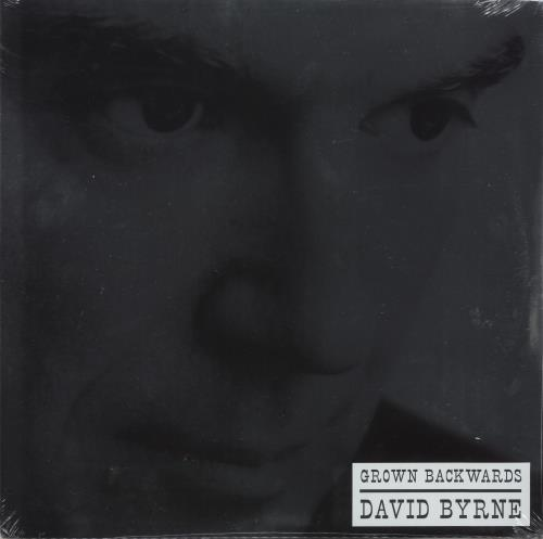 David Byrne Grown Backwards - 140gm Vinyl - Sealed 2-LP vinyl record set (Double Album) UK BYN2LGR739675