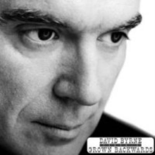 David Byrne Grown Backwards CD album (CDLP) UK BYNCDGR277203