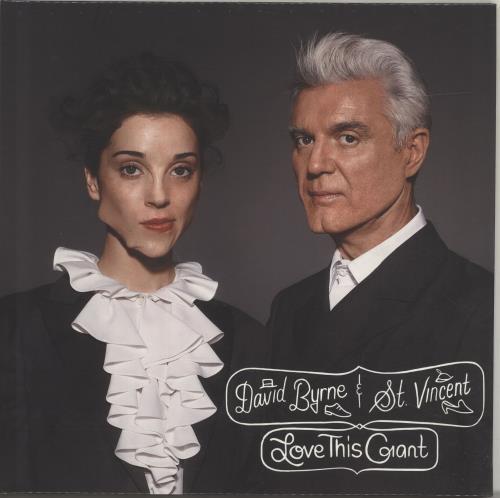 David Byrne Love This Giant - 180gram Vinyl + CD - Sealed vinyl LP album (LP record) UK BYNLPLO690695