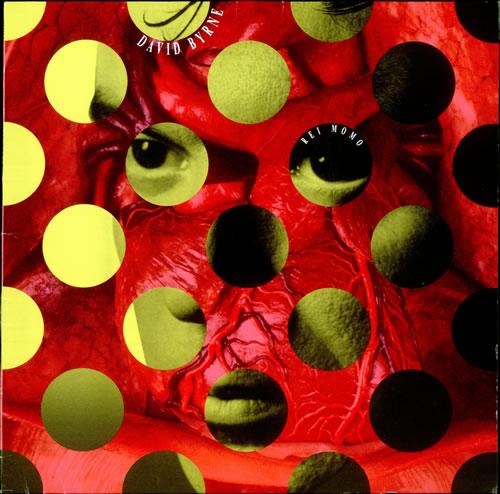 David Byrne Rei Momo vinyl LP album (LP record) UK BYNLPRE499571