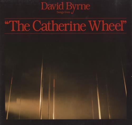 David Byrne The Catherine Wheel vinyl LP album (LP record) German BYNLPTH400599