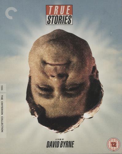 David Byrne True Stories Blu Ray DVD UK BYNBRTR759917