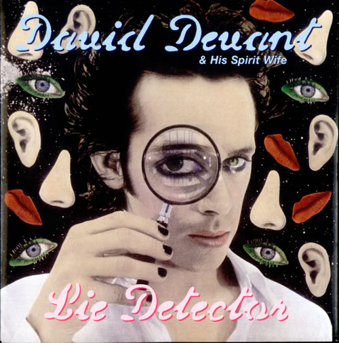 "David Devant & His Spirit Wife Lie Detector 7"" vinyl single (7 inch record) European AVE07LI163139"