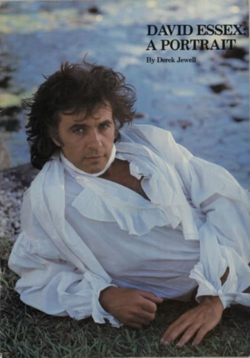 David Essex A Portrait tour programme UK ESSTRAP589575