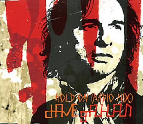 "David Gahan Hold On CD single (CD5 / 5"") European DGNC5HO281440"