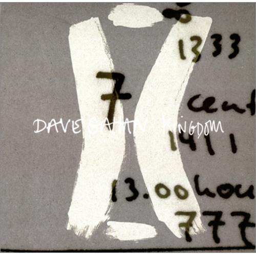 "David Gahan Kingdom 12"" vinyl single (12 inch record / Maxi-single) UK DGN12KI416142"