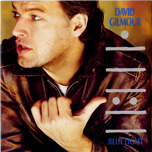 "David Gilmour Blue Light - Sample 7"" vinyl single (7 inch record) UK DGL07BL597477"