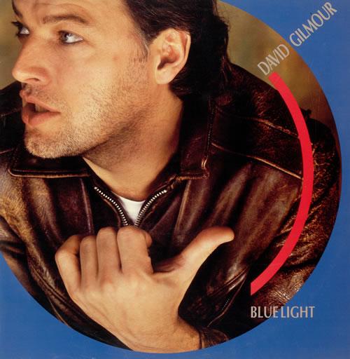 "David Gilmour Blue Light 12"" vinyl single (12 inch record / Maxi-single) UK DGL12BL45330"