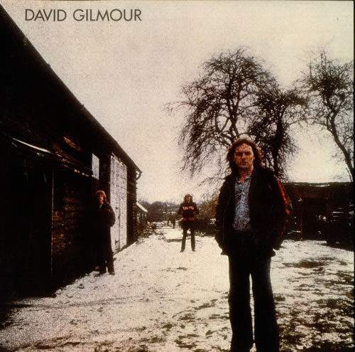 David Gilmour David Gilmour - 1st vinyl LP album (LP record) UK DGLLPDA72022