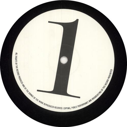 David Grant David Grant - White Label vinyl LP album (LP record) UK D.GLPDA745896