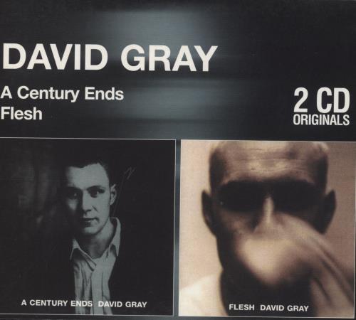 David Gray 2 CD Originals - Sealed 2 CD album set (Double CD) UK DGR2CCD261592