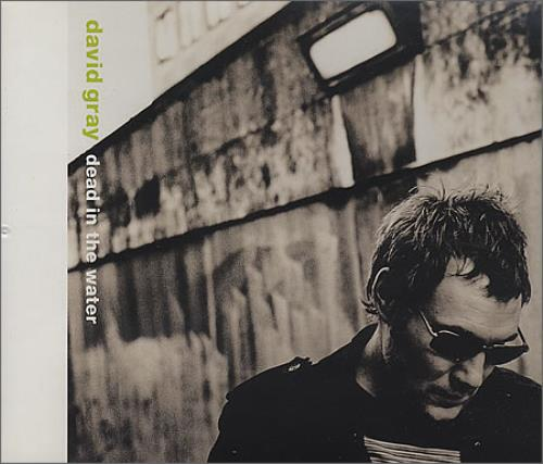 "David Gray Dead In The Water CD single (CD5 / 5"") UK DGRC5DE366850"