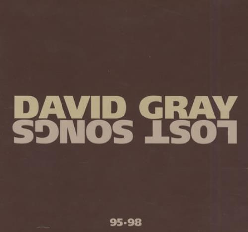 David Gray Lost Songs 95-98 CD album (CDLP) UK DGRCDLO223550