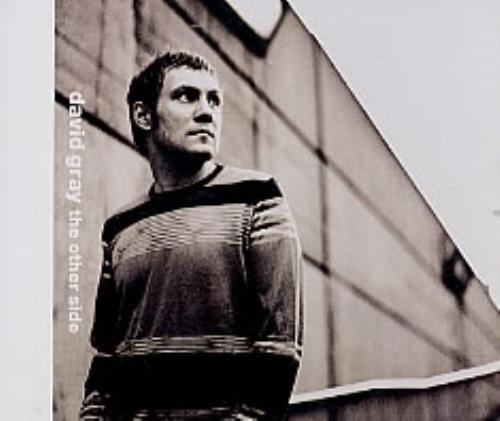 "David Gray The Other Side CD single (CD5 / 5"") UK DGRC5TH226005"