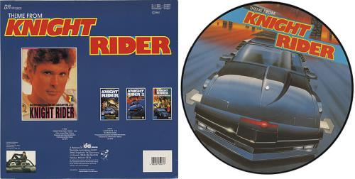 David Hasselhoff Theme From Knight Rider German 12
