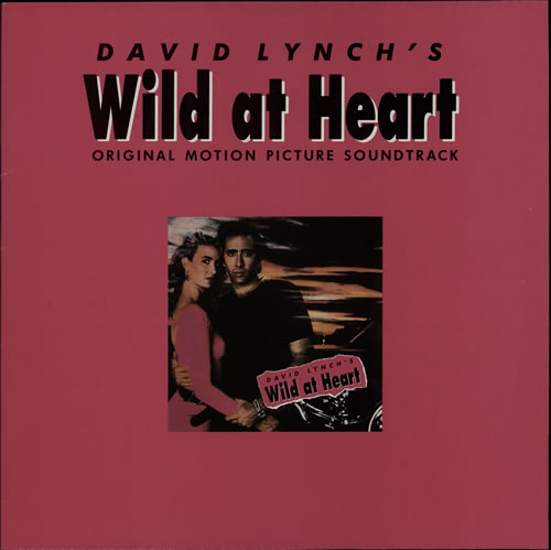 David Lynch Wild At Heart vinyl LP album (LP record) UK D46LPWI567644