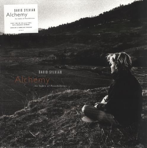 David Sylvian Alchemy An Index Of Possibilities - 180gram Vinyl - Sealed vinyl LP album (LP record) UK SYLLPAL714879