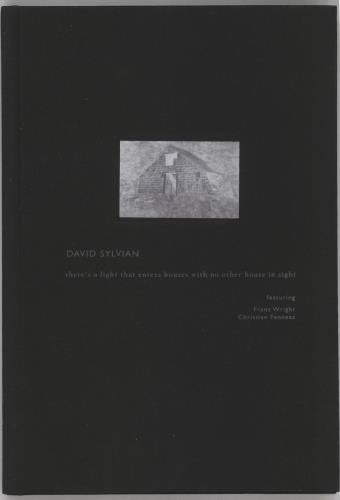 David Sylvian There's A Light That Enters Houses - Deluxe Edition CD album (CDLP) UK SYLCDTH723612