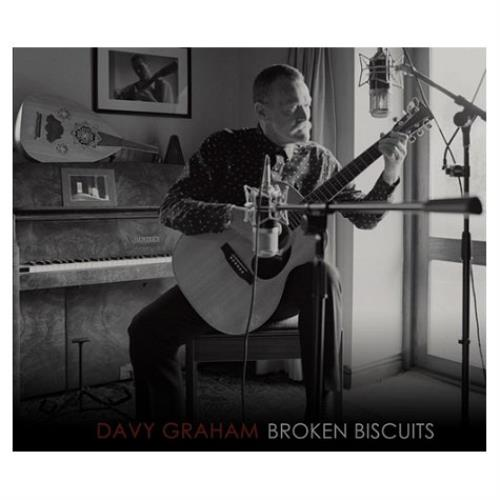 Davy Graham Broken Biscuits CD album (CDLP) UK DVGCDBR420185
