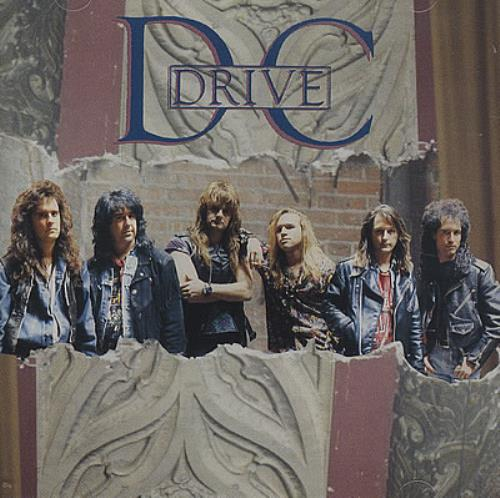 DC Drive DC Drive CD album (CDLP) Canadian DFQCDDC375729