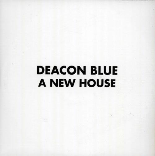 Deacon Blue A New House CD-R acetate UK DBLCRAN614136