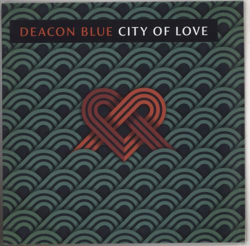 Deacon Blue City Of Love - Sealed vinyl LP album (LP record) UK DBLLPCI740820