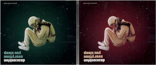Deacon Blue Everytime You Sleep 2-CD single set (Double CD single) UK DBL2SEV182107