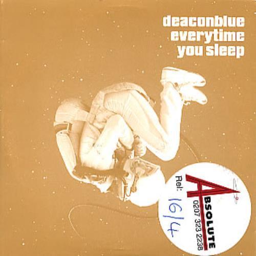 "Deacon Blue Everytime You Sleep CD single (CD5 / 5"") UK DBLC5EV185567"