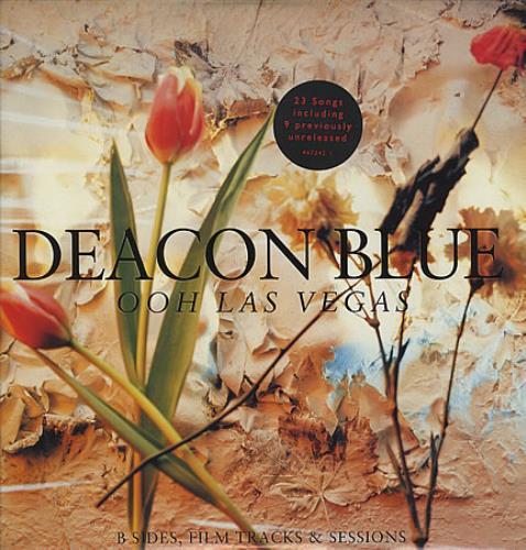 Deacon Blue Ooh Las Vegas - Promo stamp 2-LP vinyl record set (Double Album) UK DBL2LOO197617