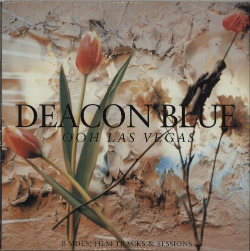 Deacon Blue Ooh Las Vegas 2-LP vinyl record set (Double Album) UK DBL2LOO50201