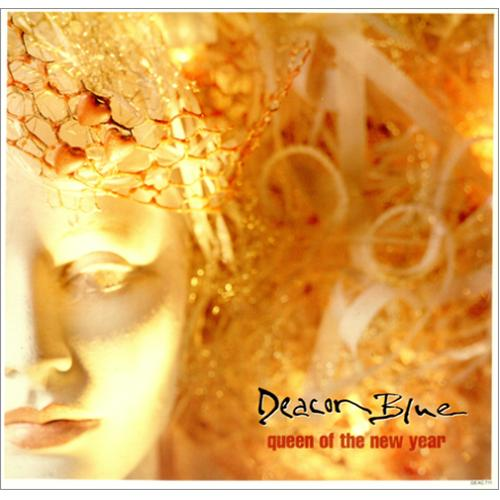 """Deacon Blue Queen Of The New Year 12"""" vinyl single (12 inch record / Maxi-single) UK DBL12QU27309"""