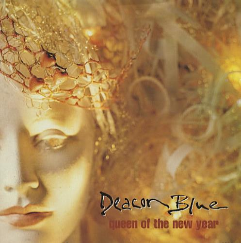 """Deacon Blue Queen Of The New Year 7"""" vinyl single (7 inch record) UK DBL07QU35804"""