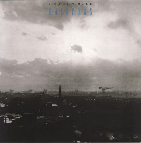 Deacon Blue Raintown - NAD 2020 - Blue Vinyl vinyl LP album (LP record) UK DBLLPRA766924