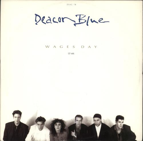 Deacon Blue - Wages Day (Live Video) - YouTube