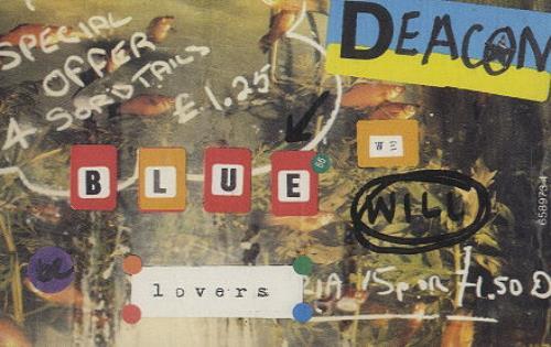 Deacon Blue Will We Be Lovers cassette single UK DBLCSWI218442