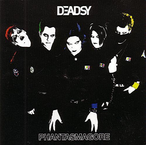 Deadsy Phantasmagore CD album (CDLP) US DD4CDPH446292