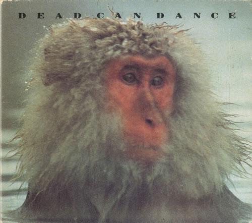 "Dead Can Dance The Host Of Seraphim CD single (CD5 / 5"") UK DCDC5TH545971"