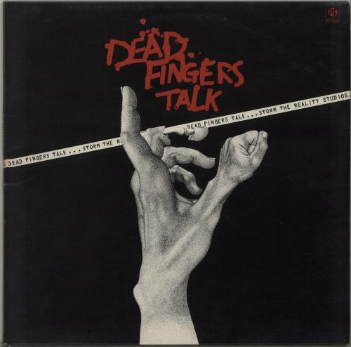 Dead Fingers Talk Storm The Reality Studios vinyl LP album (LP record) UK I8ELPST674735
