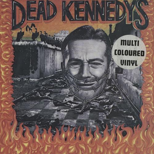 Dead Kennedys Give Me Convenience Or Give Me Death - Purple vinyl LP album (LP record) Australian DKNLPGI571337