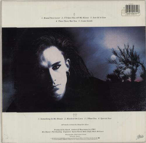 Dead Or Alive Mad Bad And Dangerous To Know vinyl LP album (LP record) US DOALPMA180242