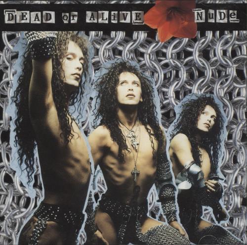 Dead Or Alive Nude CD album (CDLP) Japanese DOACDNU691356