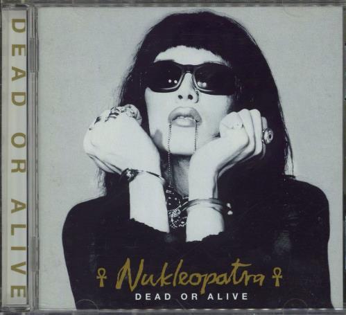 Dead Or Alive Nukleopatra CD album (CDLP) Australian DOACDNU72531