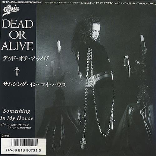 Dead Or Alive Hit And Run Lover + Pr Japanese Promo 12